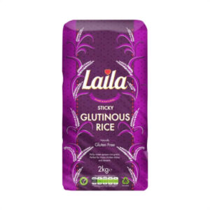 Buy Grocery Online united kingdom, Buy Indian grocery online, Buy Pakistani grocery online, Buy Bangladeshi grocery online, Laila Glutinous Rice, opaque rice, rice, Laila foods, Laila naturals