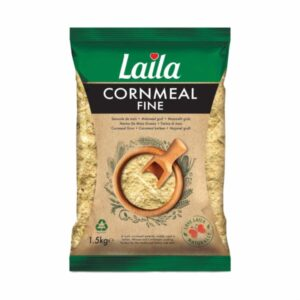 Buy Grocery Online united kingdom, Buy Indian grocery online, Buy Pakistani grocery online, Buy Bangladeshi grocery online, Laila Cornmeal Fine, gluten-free, flour, Laila foods, Laila naturals