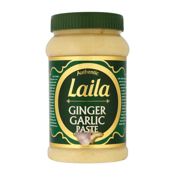 Authentic Ginger Garlic Paste, Laila Foods, grocery online