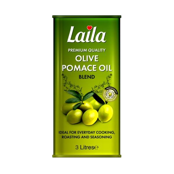 Olive Pomace Oil Blend, Olive Oil, Cooking Oil, Laila Foods, Grocery online