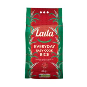 Everyday rice, rice 5kg pack, laila rice, easy cook rice, rice online, laila foods, grocery online