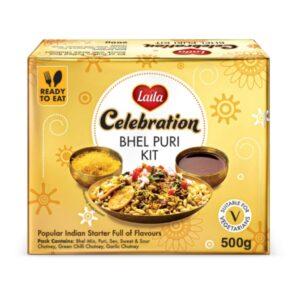 Laila Bhel Puri Kit, Laila Foods, Laila Gold Rush, Diwali Celebration Gift